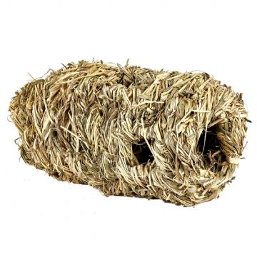 Pet Ting Grass House Tube
